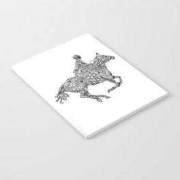 Horse Rider Notebook