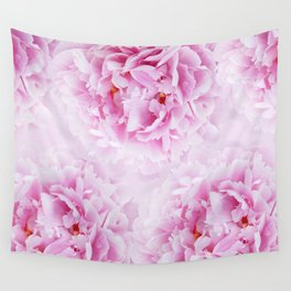 Pink Peonies Dream #1 #floral #decor #art #society6 Wall Tapestry