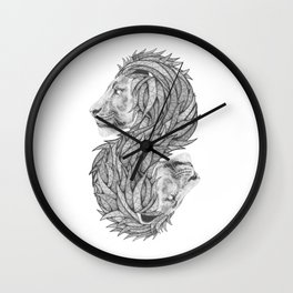 Courage to create Wall Clock
