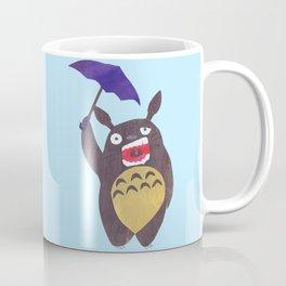 Totoro is tired Collage Coffee Mug