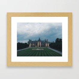 Biltmore.  Framed Art Print