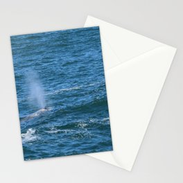 Thar she blows! Stationery Cards
