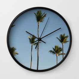 Palms Punta Cana Wall Clock