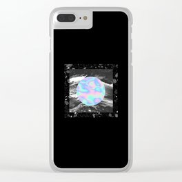 YOU CAUSED IT Clear iPhone Case