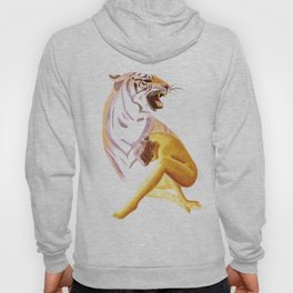 Inner Tiger Hoody
