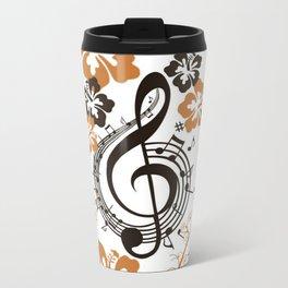 Baroque music Travel Mug