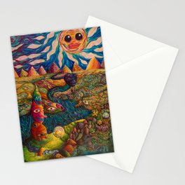 The House Of The Shaman King Stationery Cards