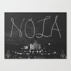 new orleans lousiana  Canvas Print
