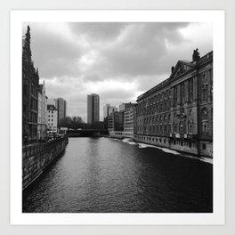 Berlin #2 Art Print