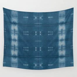 Adire mud cloth Wall Tapestry