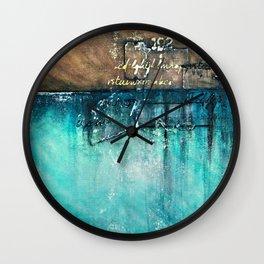 Abstract 192 Wall Clock