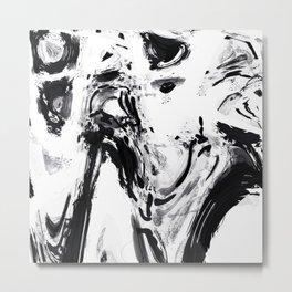 Pareidolia – Hidden faces part 1 Metal Print