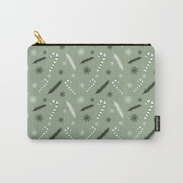 Christmas Pattern 4 Carry-All Pouch