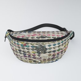 Sustainable Tatters Fanny Pack