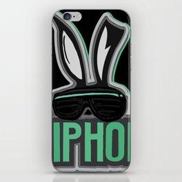 Hip Hop Easter iPhone Skin
