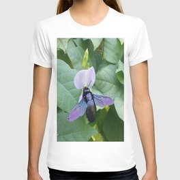 Between A Bee & A Flower T-shirt