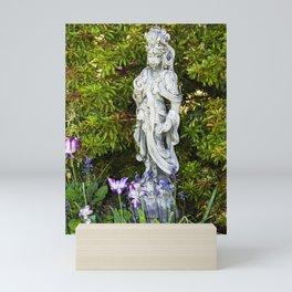 Quan Yin in Spring II Mini Art Print