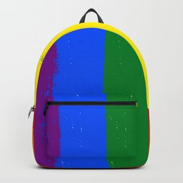 Gay Lesbian Gift LGBT Rainbow Backpack