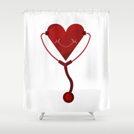 Doctor / Professions Set Shower Curtain