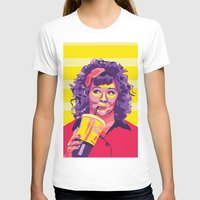 melissa smith T-shirts featuring Melissa McCarthy by Rudi Rodebush