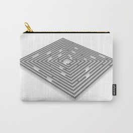 maze - labyrinth Carry-All Pouch