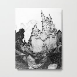 Castle of Mine Metal Print
