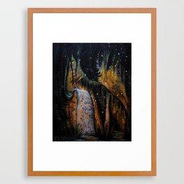 Paradise I Framed Art Print