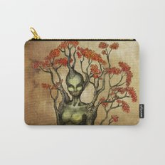 Crimson Dryad Carry-All Pouch