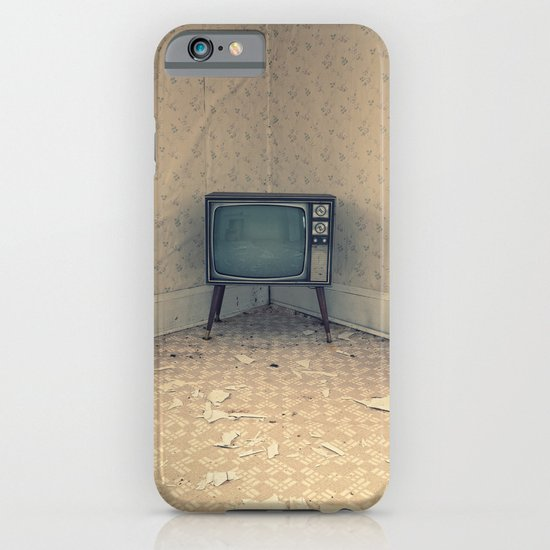 Television Set iPhone & iPod Case