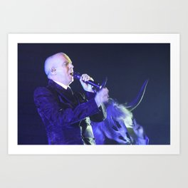 Neil Tennant  Art Print