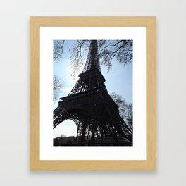 Eiffel Tower, Paris Framed Art Print