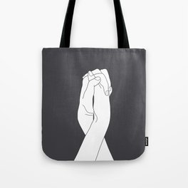 Never Let Me Go III Tote Bag