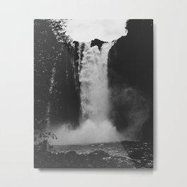 From Below Metal Print