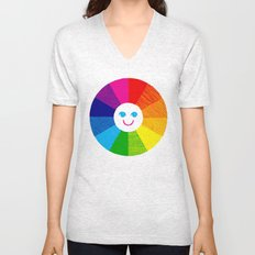 Show Your True Colors Unisex V-Neck