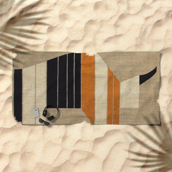 El Toro Beach Towel