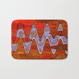 Other Worlds series 1 Bath Mat