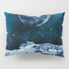 Blue Traveler Pillow Sham
