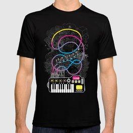 Music Coaster T-shirt