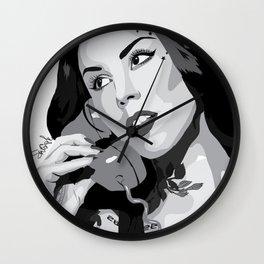 Kat Von D Wall Clock