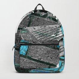 Golf print work 3 Backpack