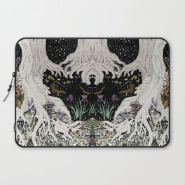 Starry Forest Laptop Sleeve
