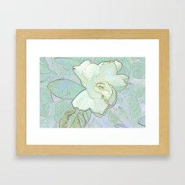 Gardina Framed Art Print