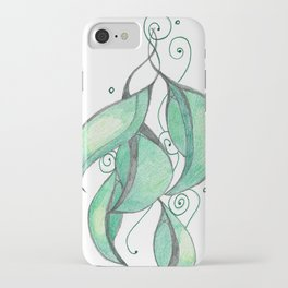 Gumleaves iPhone Case