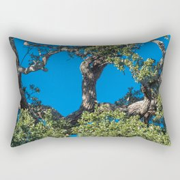 Magnificent Oak Rectangular Pillow