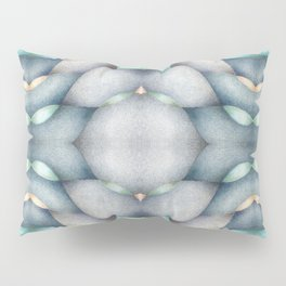 Abstract Water Pillow Sham