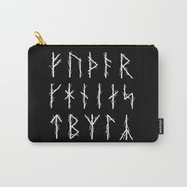 Futhark II Carry-All Pouch