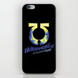 Ultramarines iPhone Skin