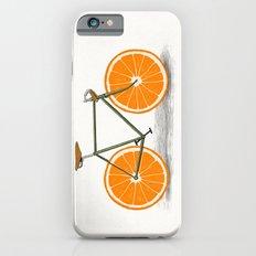 Zest (Orange Wheels) iPhone 6 Slim Case