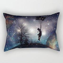to the sky Rectangular Pillow