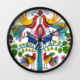otomi love Wall Clock